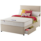 more details on Silentnight Hunsbury Memory Small Double 2drw Divan Bed.