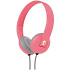 more details on Skullcandy Uproar On-Ear Headphones - Coral/Cream.