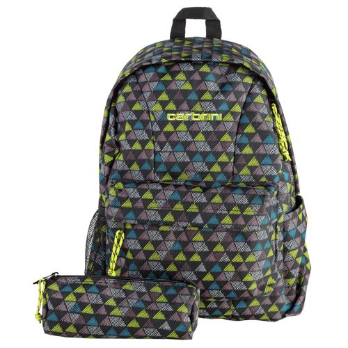 IT Carbrini Backpack and Pencil Case Set
