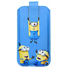 more details on Minions Uni Hanging Minions Case - Blue