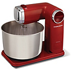 more details on Morphy Richards 400404 Accents Folding Stand Mixer - Red.