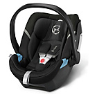 more details on Cybex Aton 4 Car Seat - Black.