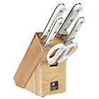 more details on Sabatier Trompette 5 Piece Knife Set & Block.