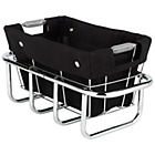 more details on Wire 10 Litre Laundry Basket - Black.
