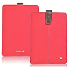 more details on NueVue Canvas Coral iPad Mini Case - Pink/Green