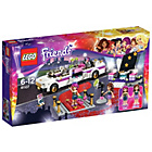 more details on LEGO Friends Pop Star Limo - 41107