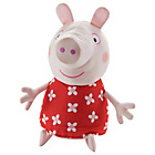 more details on Peppa Pig Holiday Peppa 22 Inch Plush.