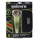 more details on Unicorn ST95 22g 90% Tungsten Darts Set - 41 Piece.