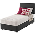 more details on Layezee Calm Memory Micro Quilt Single Divan Bed.