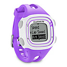 more details on Garmin Forerunner 10 GPS Running Watch - Violet and White.