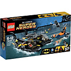 more details on LEGO Super Heroes The Batboat Pursuit - 76034.