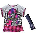 more details on Monster High Girls' Top & Gloves Set - 9-10 Years.