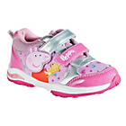 more details on Peppa Pig Girls' Trainers - Size 10.