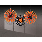 more details on Spider Web Fan Decorations.