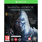 more details on Middle Earth Shadow of Mordor Game Of The Year XboxOne Game.