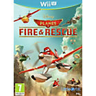 more details on Disney Planes, Fire and Rescue Nintendo Wii U Game.