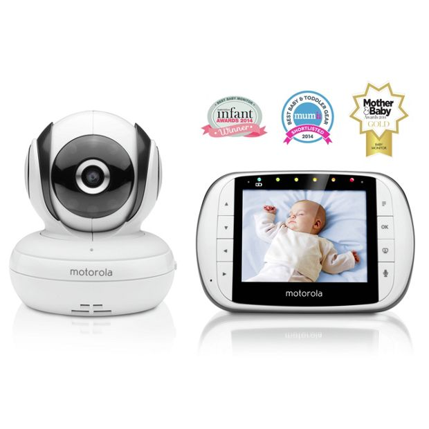 buy motorola mbp36s video monitor at your online shop for baby monitors and. Black Bedroom Furniture Sets. Home Design Ideas