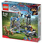 more details on LEGO® Jurassic World Raptor Escape Dinosaur - 75920