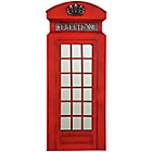 more details on Premier Housewares Telephone Box Metal Wall Art.