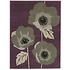 more details on Elissia Rug 160 x 230cm - Plum.