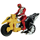 more details on Power Rangers Dino Charge Cycle with Figure Asst.