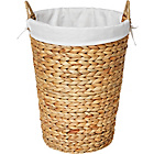 more details on Heart of House Hyacinth 60 Litre Laundry Basket - Natural.