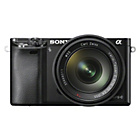 more details on Sony A6000 Compact System Camera with 16-50mm Lens - Black.