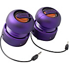 more details on X-Mini Max Stereo Speakers - Purple.