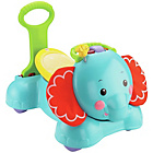 more details on Fisher-Price 3-in-1 Bounce, Stride and Ride Elephant.