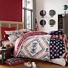more details on American Freshman Cooper Duvet Cover Set - Kingsize.