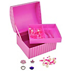 more details on Chad Valley DesignaFriend Jewellery Box and Bead Set