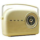 more details on Bush Retro DAB Radio - Classic Cream.