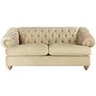 more details on Heart of House Somerton Large Fabric Sofa - Natural.