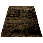 more details on Melrose Brilliance Rug - 60x120cm - Chocolate.