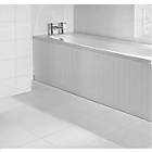 more details on HOME Tongue and Groove Bath Panel - White.