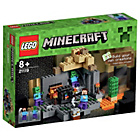 more details on LEGO® Minecraft The Dungeon - 21119.