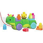 more details on Mega Bloks First Builders Move 'N' Groove Caterpillar.