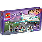 more details on LEGO Friends Heartlake Private Jet - 41100.