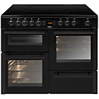 more details on Beko BDVC100K Electric Range Cooker - Black.