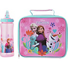 more details on Frozen Lunchbag and Bottle.