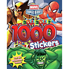 more details on Marvel 100 Stickers