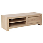 more details on Sicily Large TV Unit - Oak Effect.