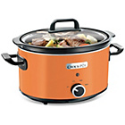 more details on Crockpot 3.5 Litre Butternut Slow Cooker.