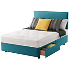 more details on Layezee Calm Ortho Micro Quilt Small Double 2 Drawer Divan.