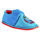 more details on Thomas and Friends Boys' Blue Thomas Slippers - Size 6.