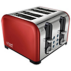more details on Russell Hobbs Westminster 4 Slice Stainless Steel Toaster.