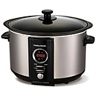more details on Morphy Richards 460004 Accents Slow Cooker - Brushed Steel.