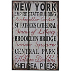 more details on Premier Housewares New York Wall Plaque.