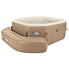 more details on Intex Pure Spa Hot Tub Inflatable Bench.