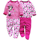 more details on Disney Minnie Mouse Girls' 2 Pack of Pyjamas.